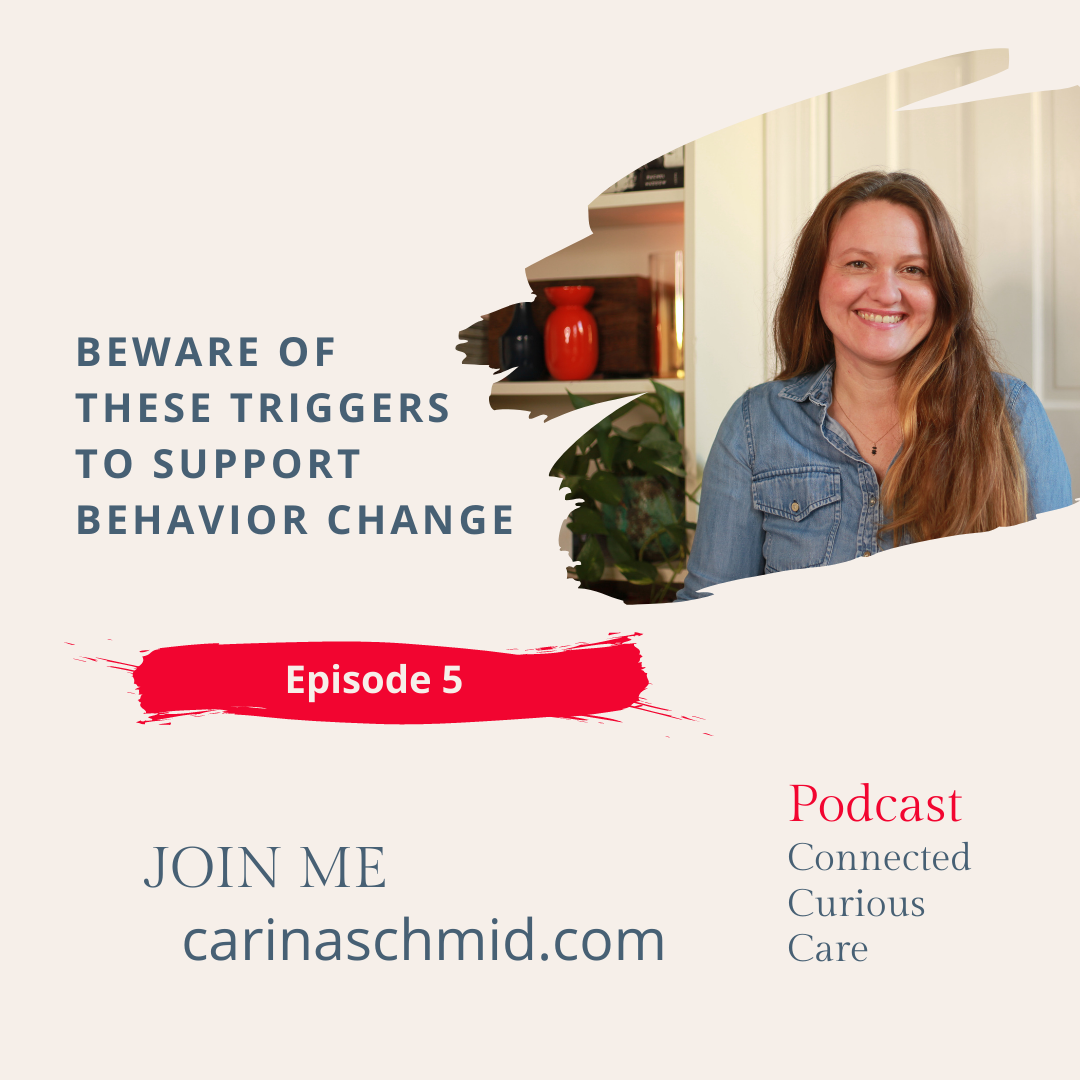 Beware of these triggers to support behavior change