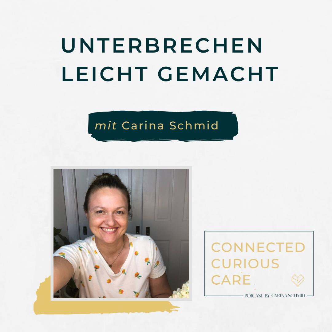 Carina Schmid Podcast
